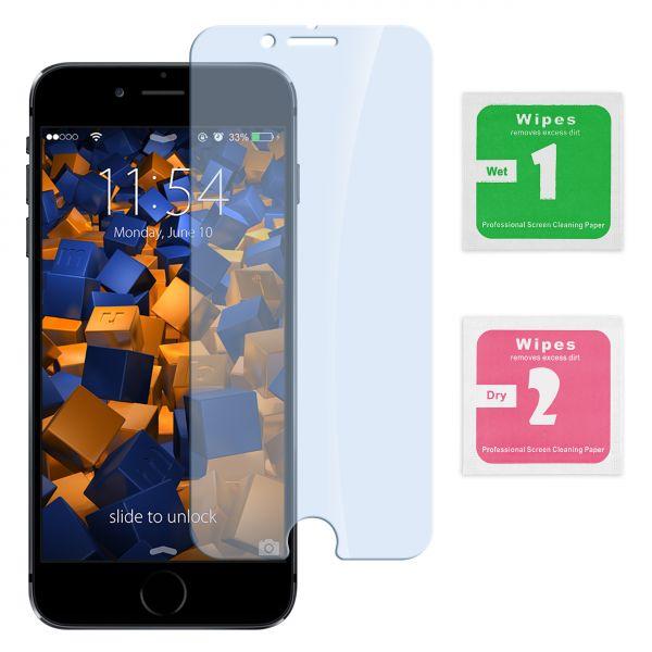 Panzerglasfolie Hartglas 9H für Apple iPhone 6 / 6s