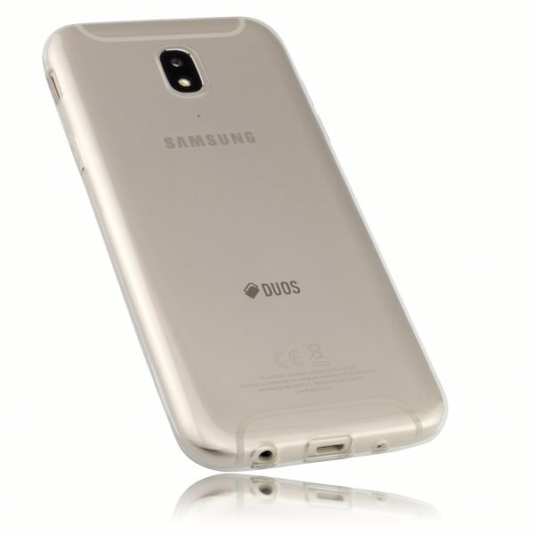 TPU Hülle Ultra Slim transparent für Samsung Galaxy J5 (2017)