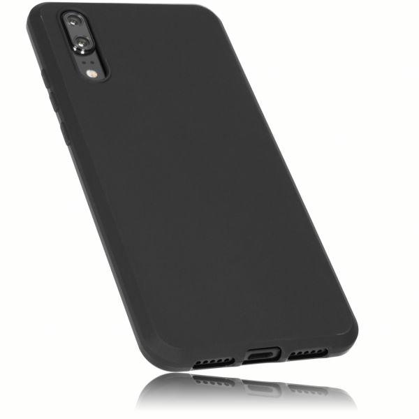 TPU Hülle schwarz für Huawei P20
