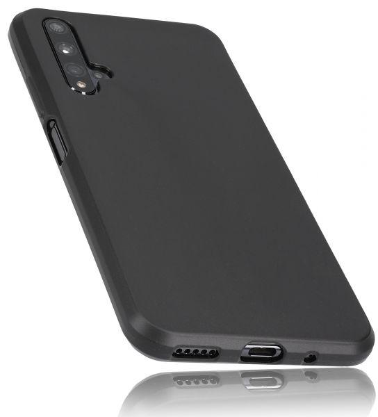 TPU Hülle schwarz für Huawei Honor 20 / Nova 5T