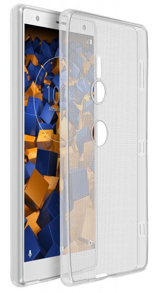 TPU Hülle Ultra Slim transparent für Sony Xperia XZ2