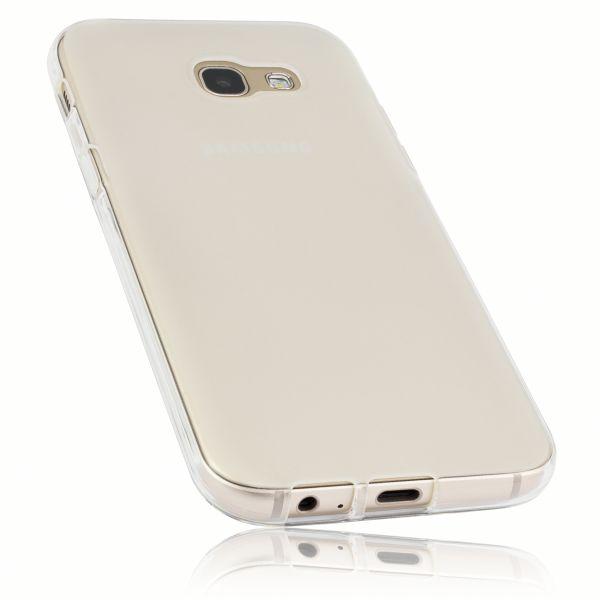 TPU Hülle weiß transparent für Samsung Galaxy A5 (2017)
