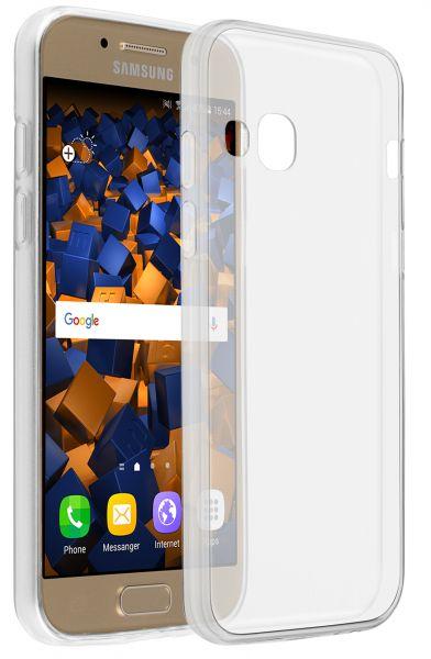 TPU Hülle Ultra Slim transparent für Samsung Galaxy A3 (2017)