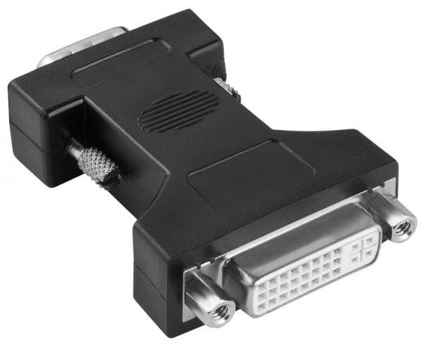 VGA DVI-I Adapter VGA Stecker an DVI Buchse