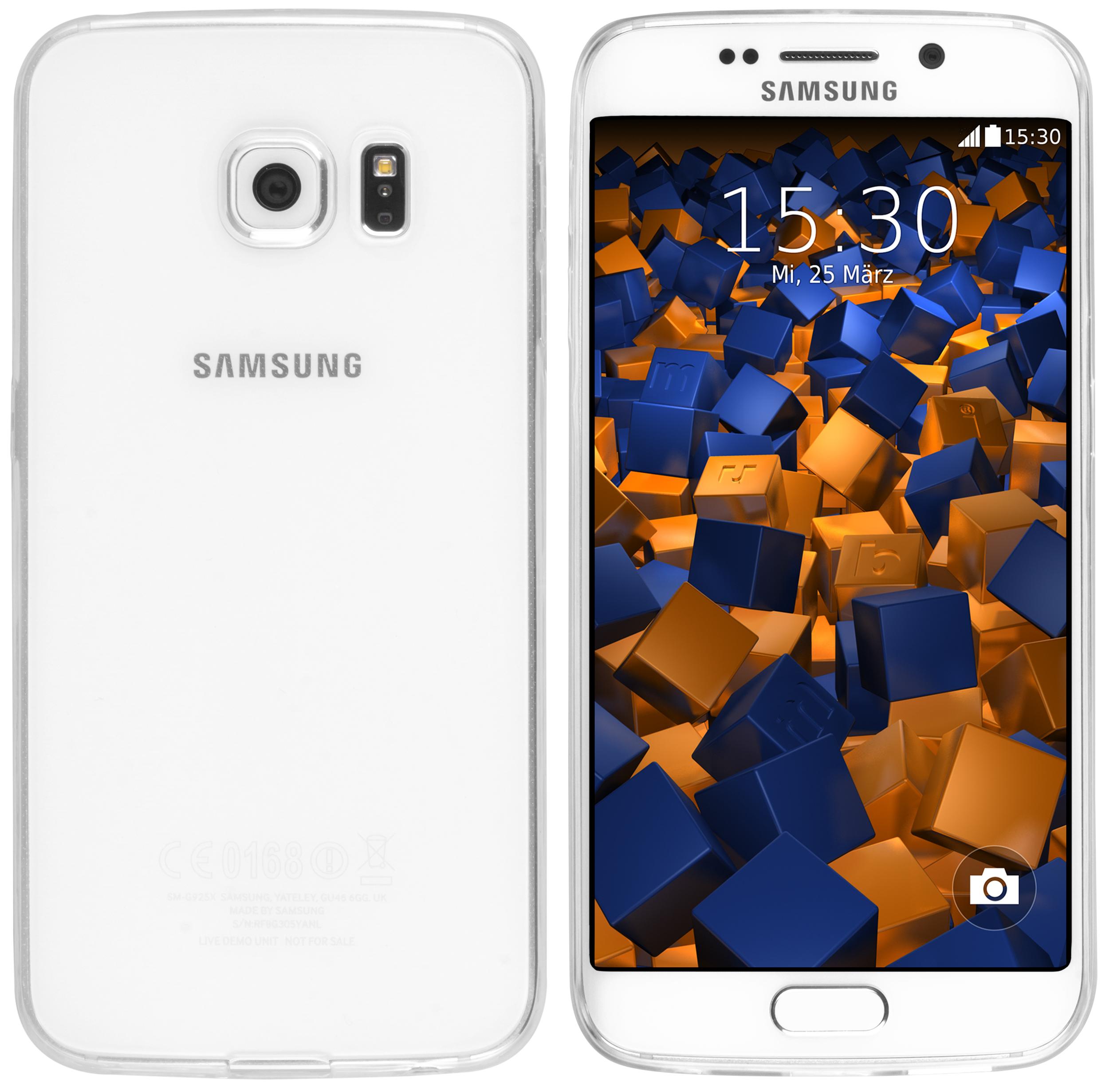 Optik2 Z Sa Galaxy S6 Edge TPU Case tr ws