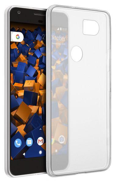 TPU Hülle Ultra Slim transparent für Google Pixel 2 XL