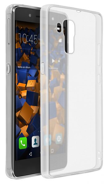 TPU Hülle Ultra Slim transparent für Huawei Honor 7 / Honor 7 Premium
