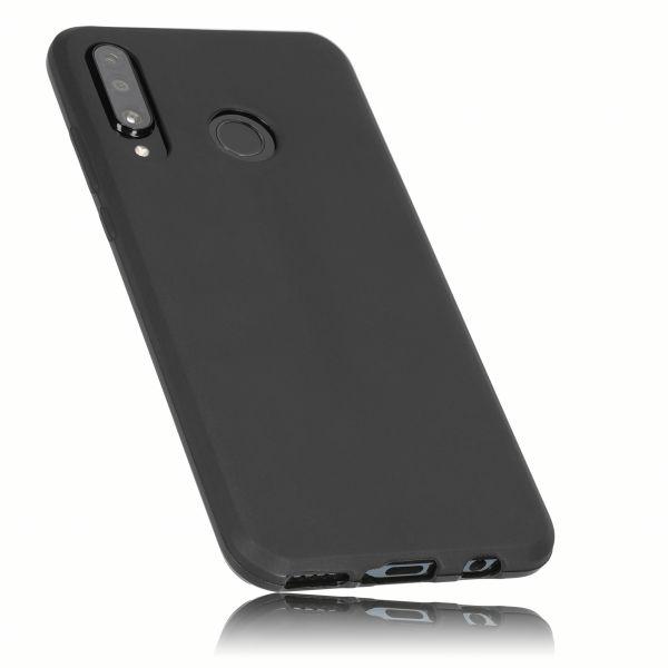 TPU Hülle schwarz für Huawei P30 lite