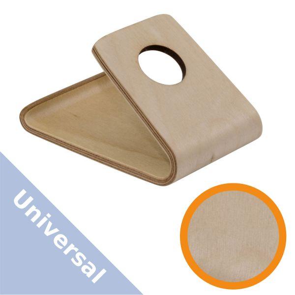 Universal Ständer Handyhalter aus Birke
