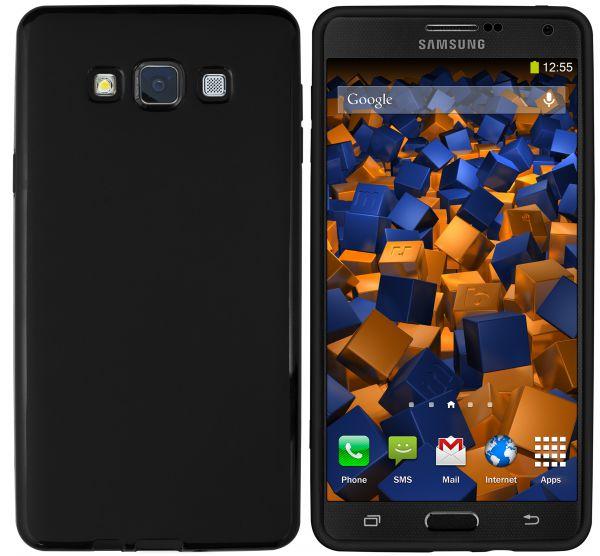 TPU Hülle schwarz für Samsung Galaxy A7