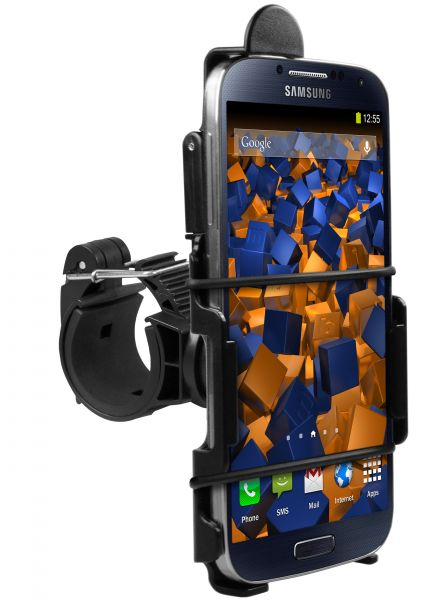 Fahrrad-/Motorradhalterung für Samsung Galaxy S4