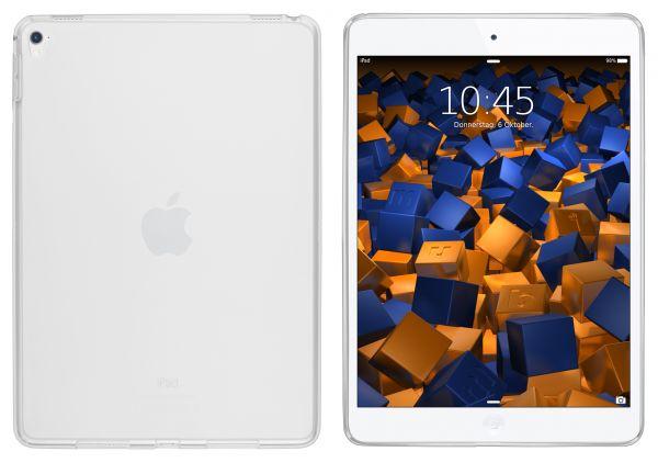 TPU Hülle weiß transparent für Apple iPad Pro (9,7 Zoll)