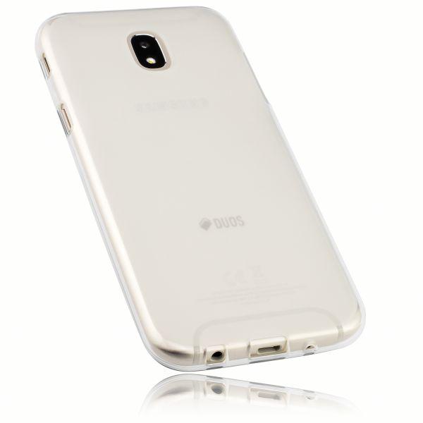 TPU Hülle weiß transparent für Samsung Galaxy J5 (2017)