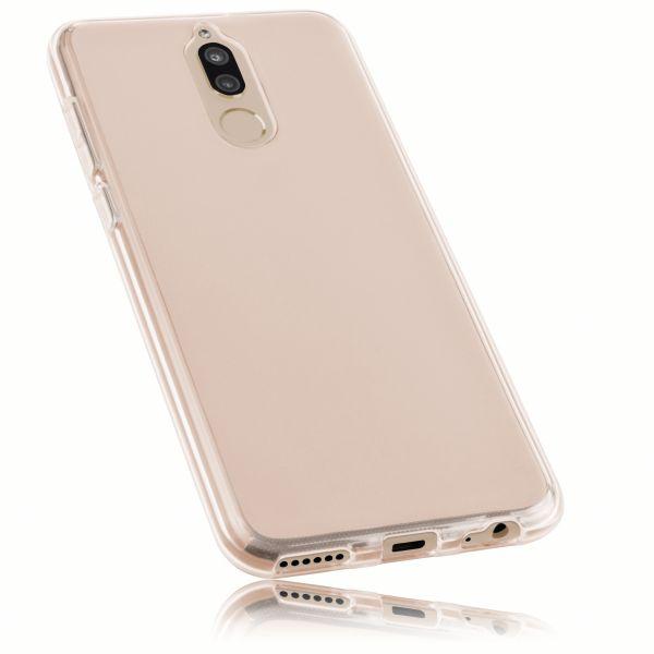 TPU Hülle weiß transparent für Huawei Mate 10 Lite