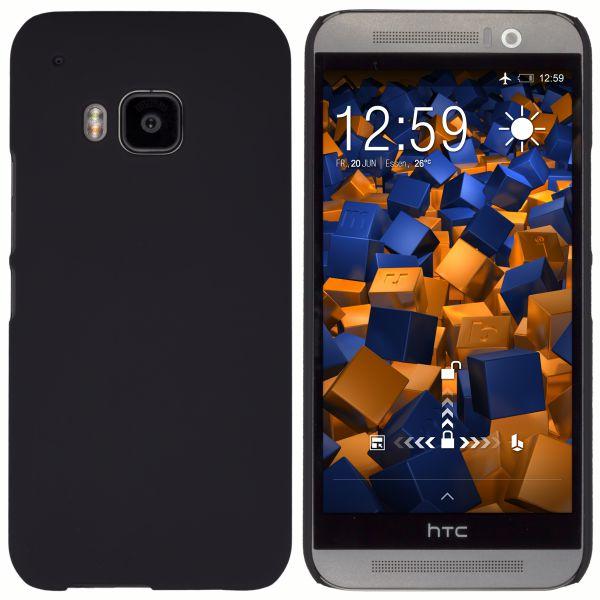 Hard Case Hülle schwarz für HTC One M9