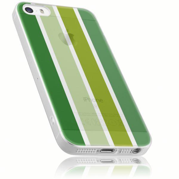 TPU Hülle Frühlings Edition für Apple iPhone SE / 5 / 5s