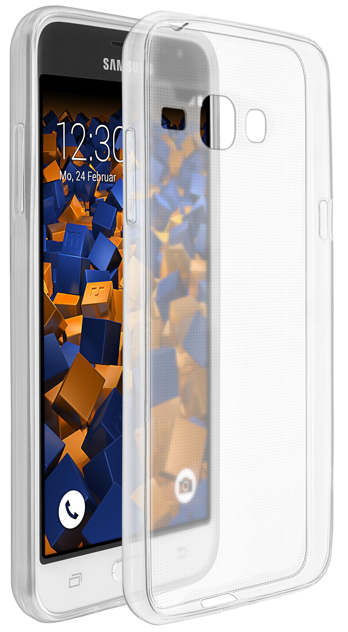 TPU Hülle Ultra Slim transparent für Samsung Galaxy J3 2016 Galaxy J3 2016 Samsung weitere Modelle Weitere Modelle Hersteller