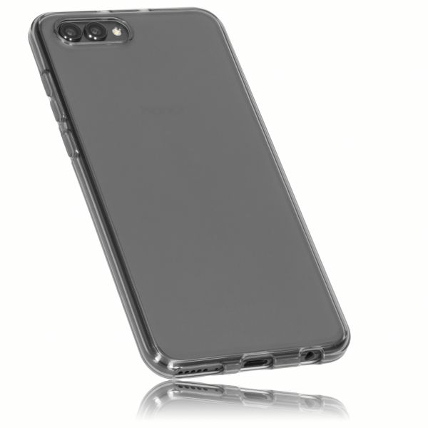 TPU Hülle schwarz transparent für Huawei Honor View 10