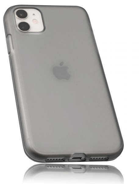 TPU Hülle schwarz transparent für Apple iPhone 11