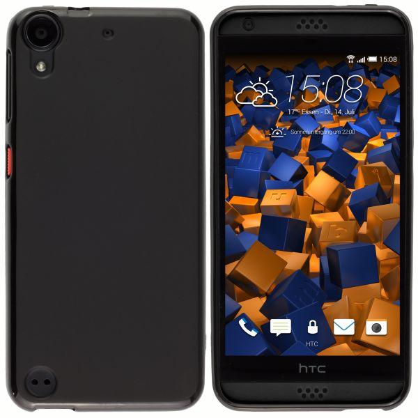 TPU Hülle schwarz für HTC Desire 530