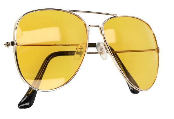 Nachtsichtbrille mit polarisierten Gläsern