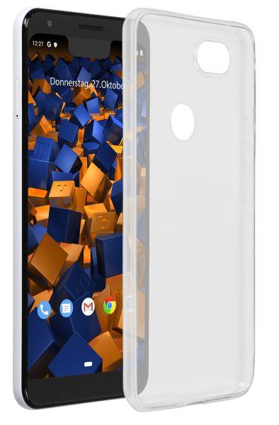 TPU Hülle Ultra Slim transparent für Google Pixel 3a XL