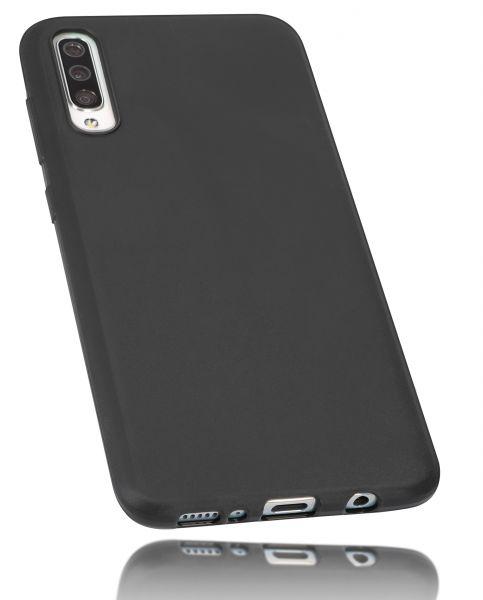 TPU Hülle schwarz für Samsung Galaxy A70