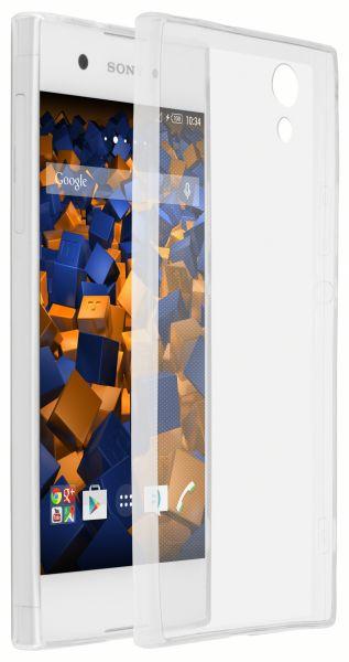 TPU Hülle Ultra Slim transparent für Sony Xperia XA1
