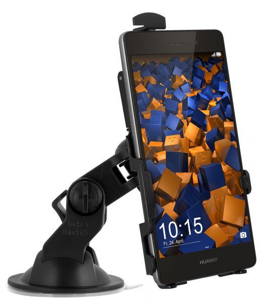 KFZ Saugnapfhalterung schwarz für Huawei P8 Lite (2015)