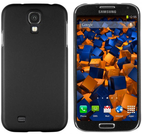 Hard Case Hülle schwarz für Samsung Galaxy S4