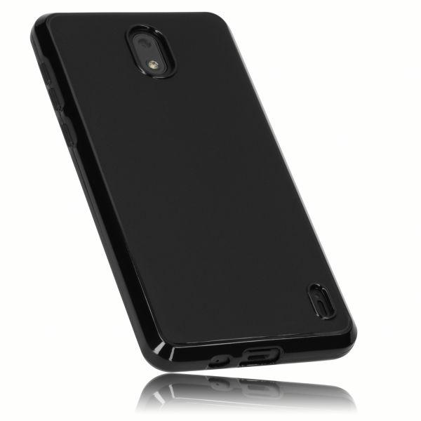 TPU Hülle schwarz für Nokia 2