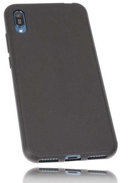 TPU Hülle schwarz für Huawei Y6 (2019)