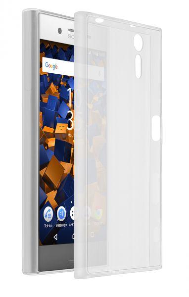 TPU Hülle Ultra Slim transparent für Sony Xperia XZ und XZs
