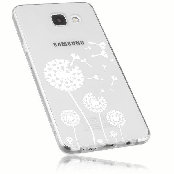 TPU Hülle transparent Motiv Pusteblume für Samsung Galaxy A5 (2016)