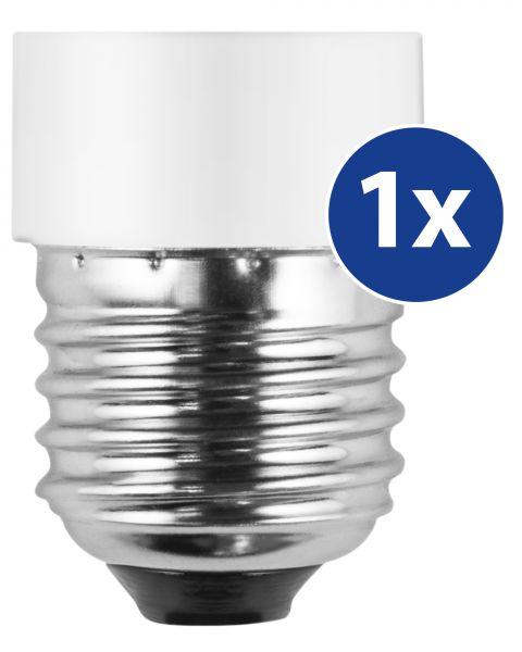 Lampensockel Adapter E27 auf E14 Lampenfassung