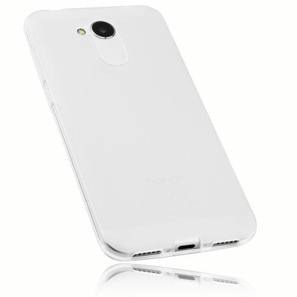 TPU Hülle weiß transparent für Huawei Honor 6A