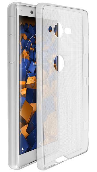 TPU Hülle Ultra Slim transparent für Sony Xperia XZ2 Compact