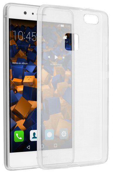 TPU Hülle Ultra Slim transparent für Huawei P9 Lite