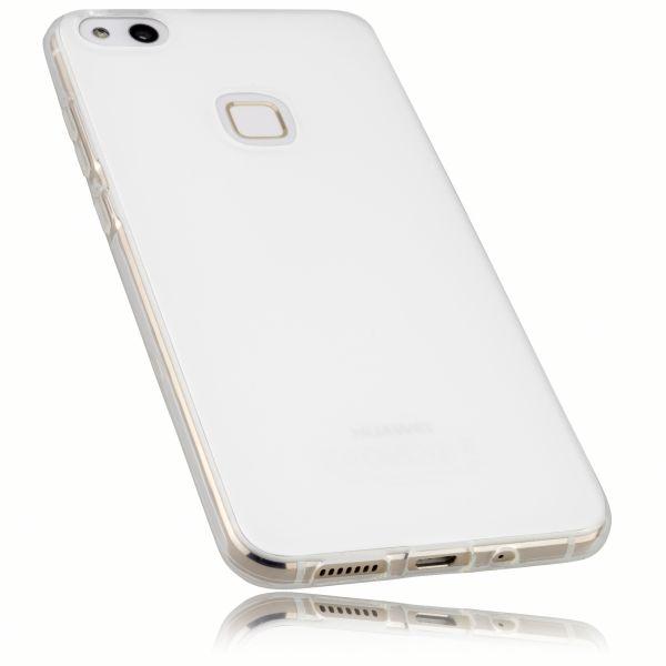 TPU Hülle weiß transparent für Huawei P10 Lite