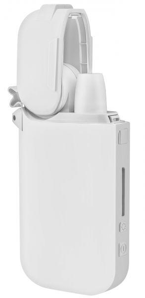 Silikon Schutzhülle weiß für IQOS Pocket Charger