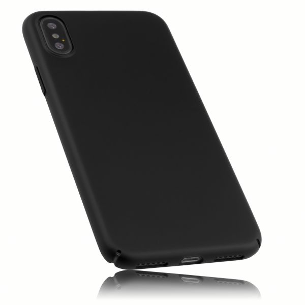 Hard Case Slim schwarz für Apple iPhone XS / X