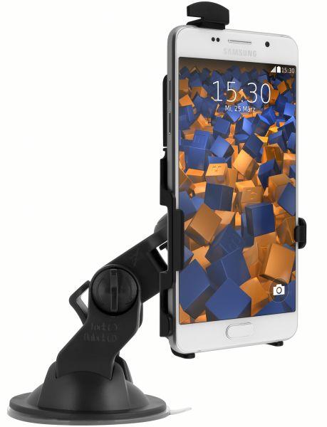 KFZ Saugnapfhalterung schwarz für Samsung Galaxy A5 (2016)
