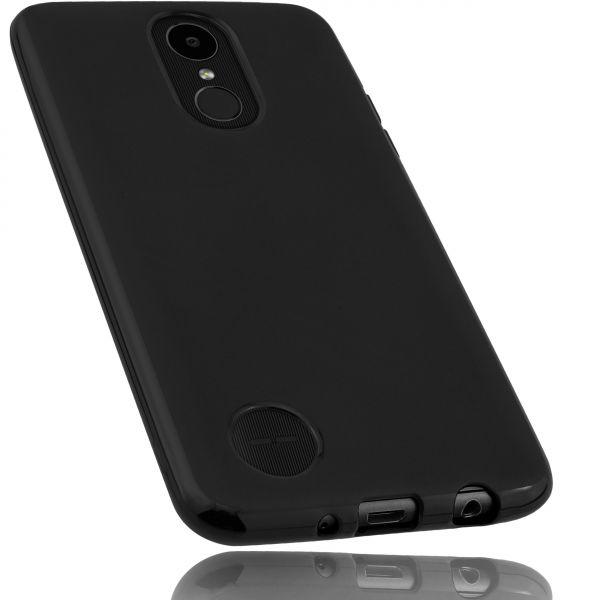TPU Hülle schwarz für LG K4 (2017)