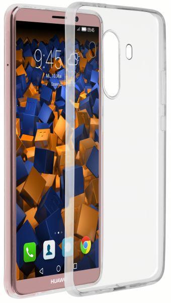 TPU Hülle Ultra Slim transparent für Huawei Mate 10 Pro