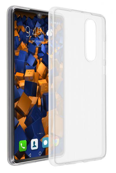 TPU Hülle Ultra Slim transparent für Huawei P30