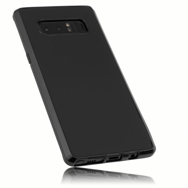 TPU Hülle schwarz für Samsung Galaxy Note8