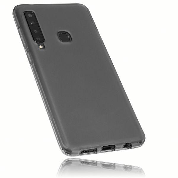 TPU Hülle schwarz transparent für Samsung Galaxy A9 (2018)