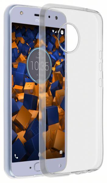 TPU Hülle Ultra Slim transparent für Motorola Moto X4