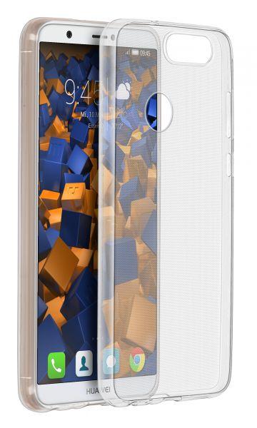 TPU Hülle Ultra Slim transparent für Huawei P Smart