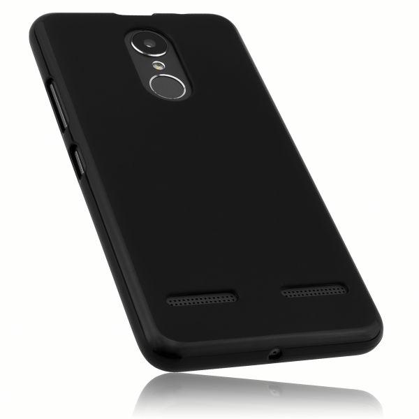 TPU Hülle schwarz für Lenovo K6